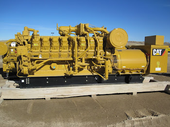 PLANTA ELECTRICA CAT-1300 KW.