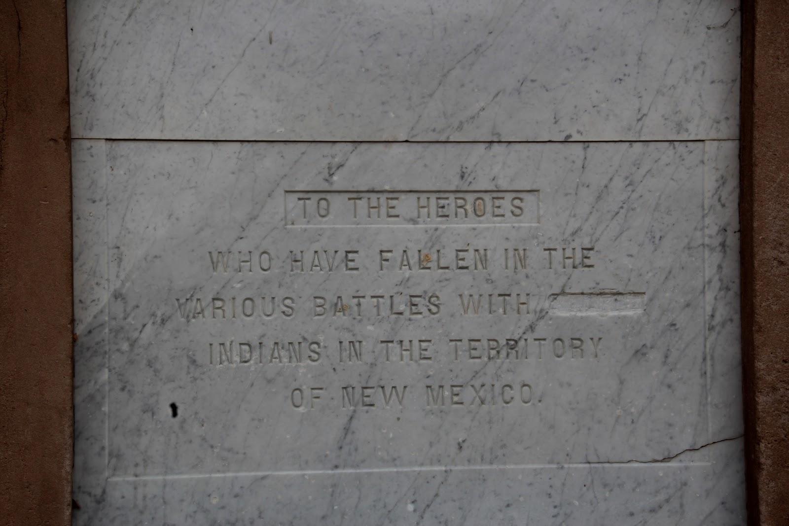 My Santa Fe Kate War Memorial