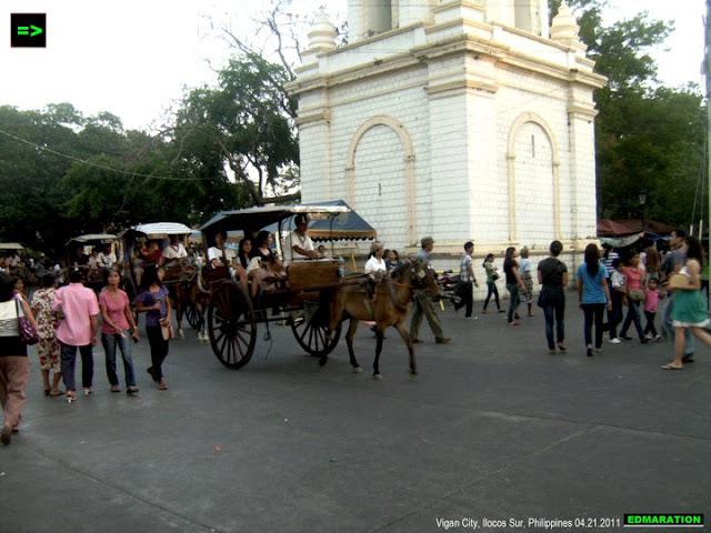 Vigan City | Mga Kuwentong Kalye, a Vigan Holy Week