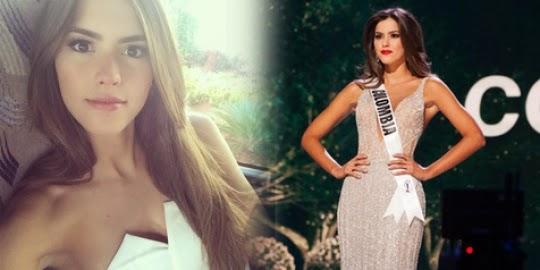 Paulina Vega Dari Negara Kolombia Pemenang Miss Universe 2015