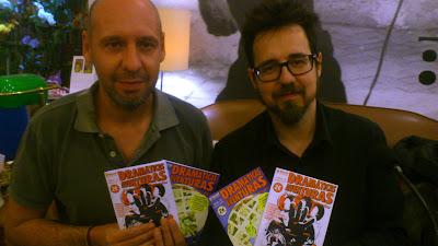 Jaume Balagueró y Paco Plaza, fans de Dramáticas Aventuras