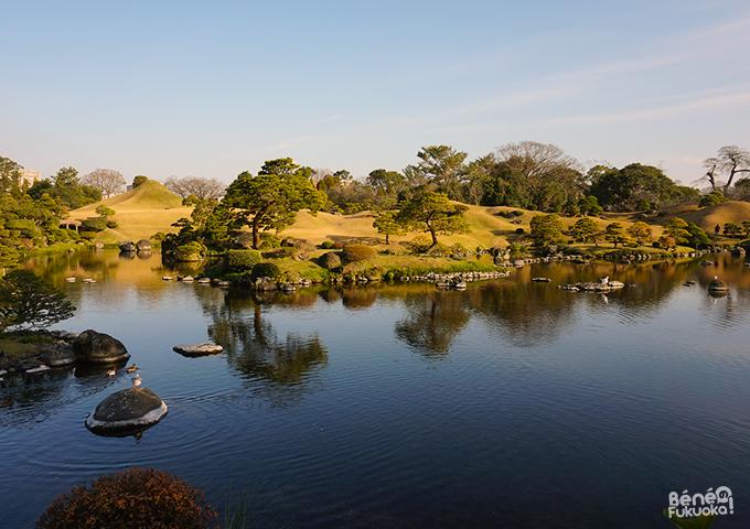 Suizen-ji garden