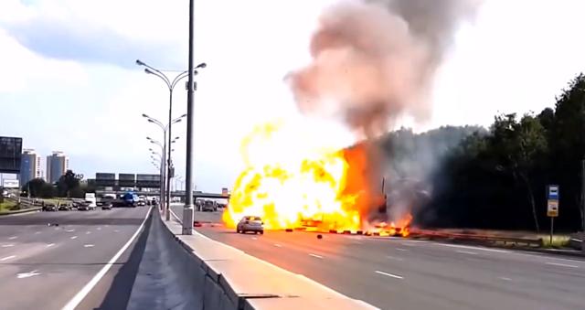 Russian Hazmat Highway to Hell
