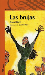 LAS BRUJAS--ROALD  DAHL