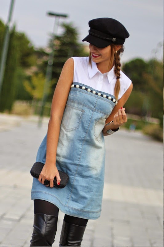copy_copia_look_get_the_miroslava_duma_style_estilo_vestido_dress_denim_outfit_it_girl