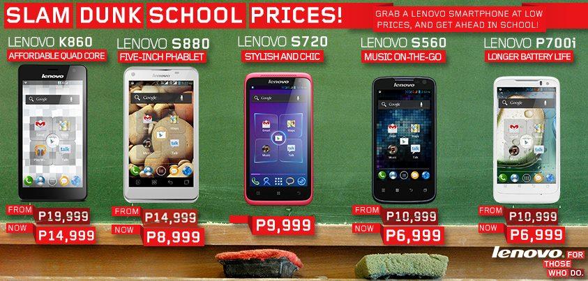 Lenovo Smartphones Philippines Price List