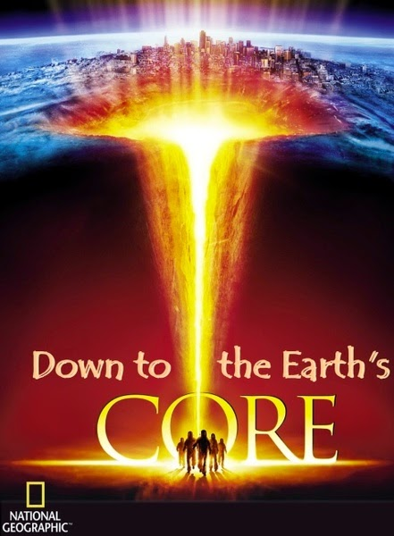 До ядрото на Земята / Down to the Earth's Core (2012)