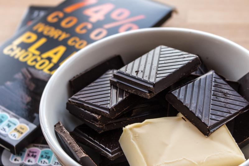 Tesco 74% Plain Chocolate | Svelte Salivations