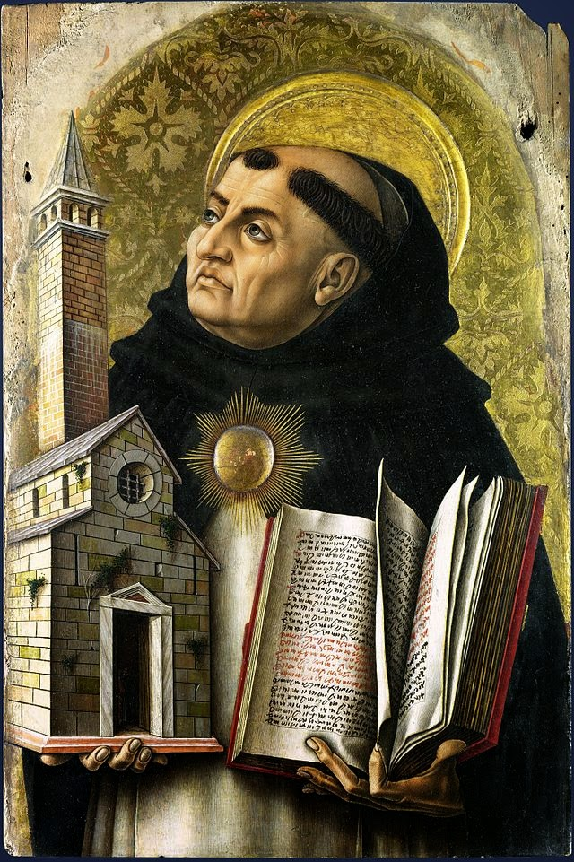 homas Aquinas mengajukan lima dalil untuk membuktikan keberadaan Tuhan