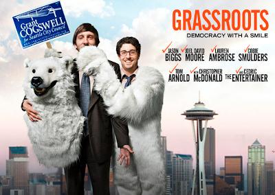 Grassroots (2012) DVDRip XviD