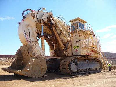 As maiores máquinas do mundo! | As Máquinas Pesadas