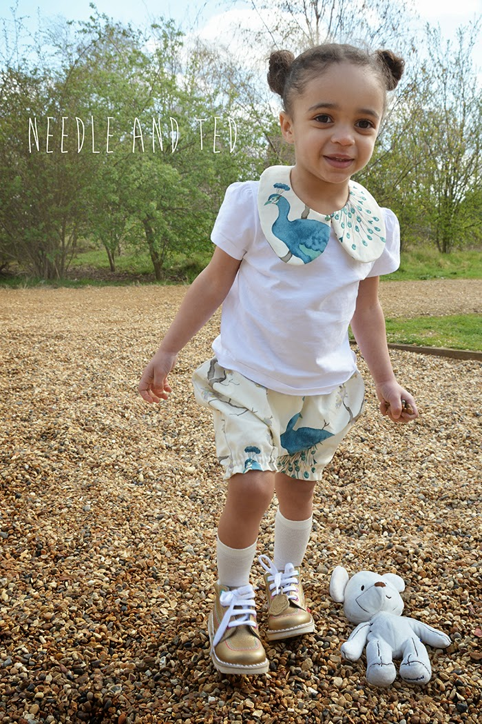 Free Tutorial : Bloomer Shorts