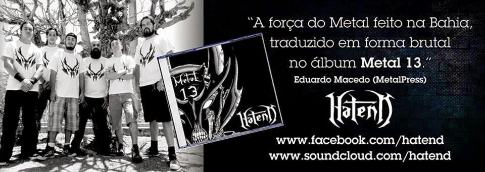Hatend - Metal 13