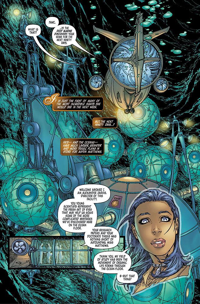 Aspen Comics Thanks Comics Bulletin Great Review Of The