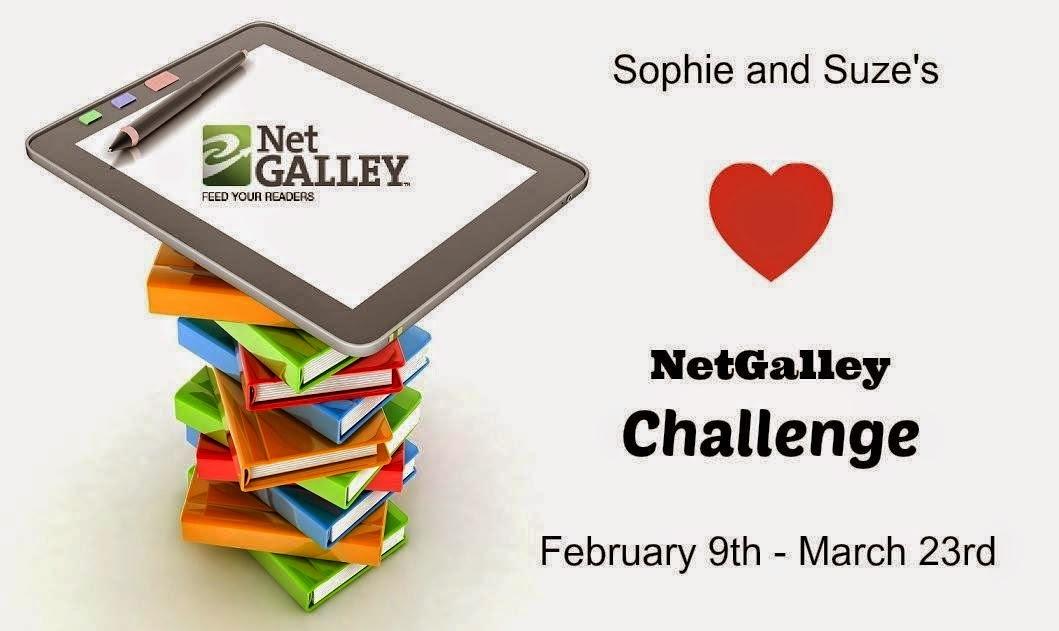 NetGalley Challenge