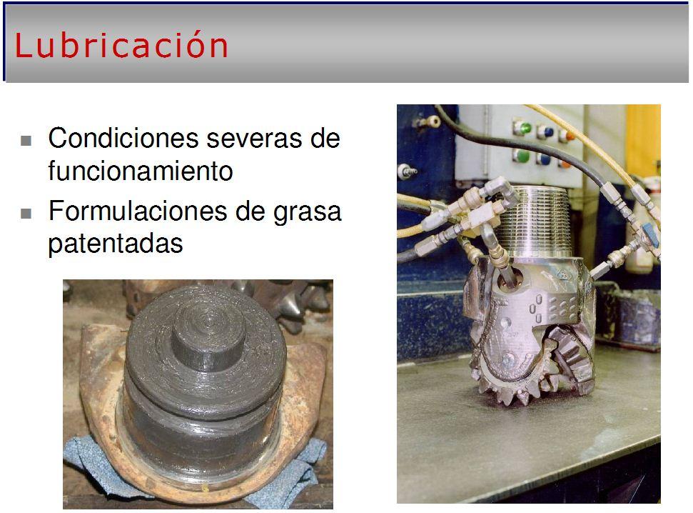Trépano - Triconos usados en Perforacion Rotativa