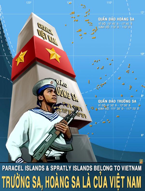 Phản bác những luận điệu sai trái của Trung Quốc đối với chủ quyền trên Biển Đông