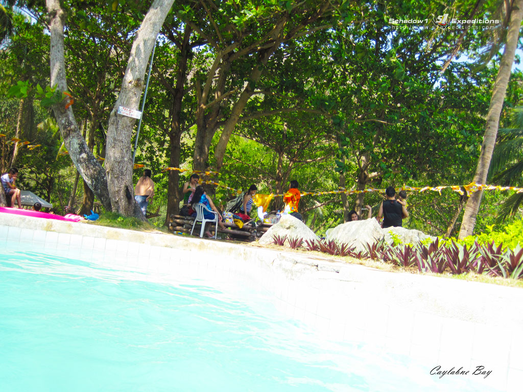 Caylabne bay resort schadow1 expeditions a travel and - Beach with swimming pool in cavite ...