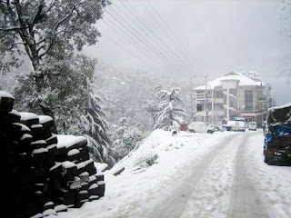 Dalhousie (Best Honeymoon Destinations In India) 4