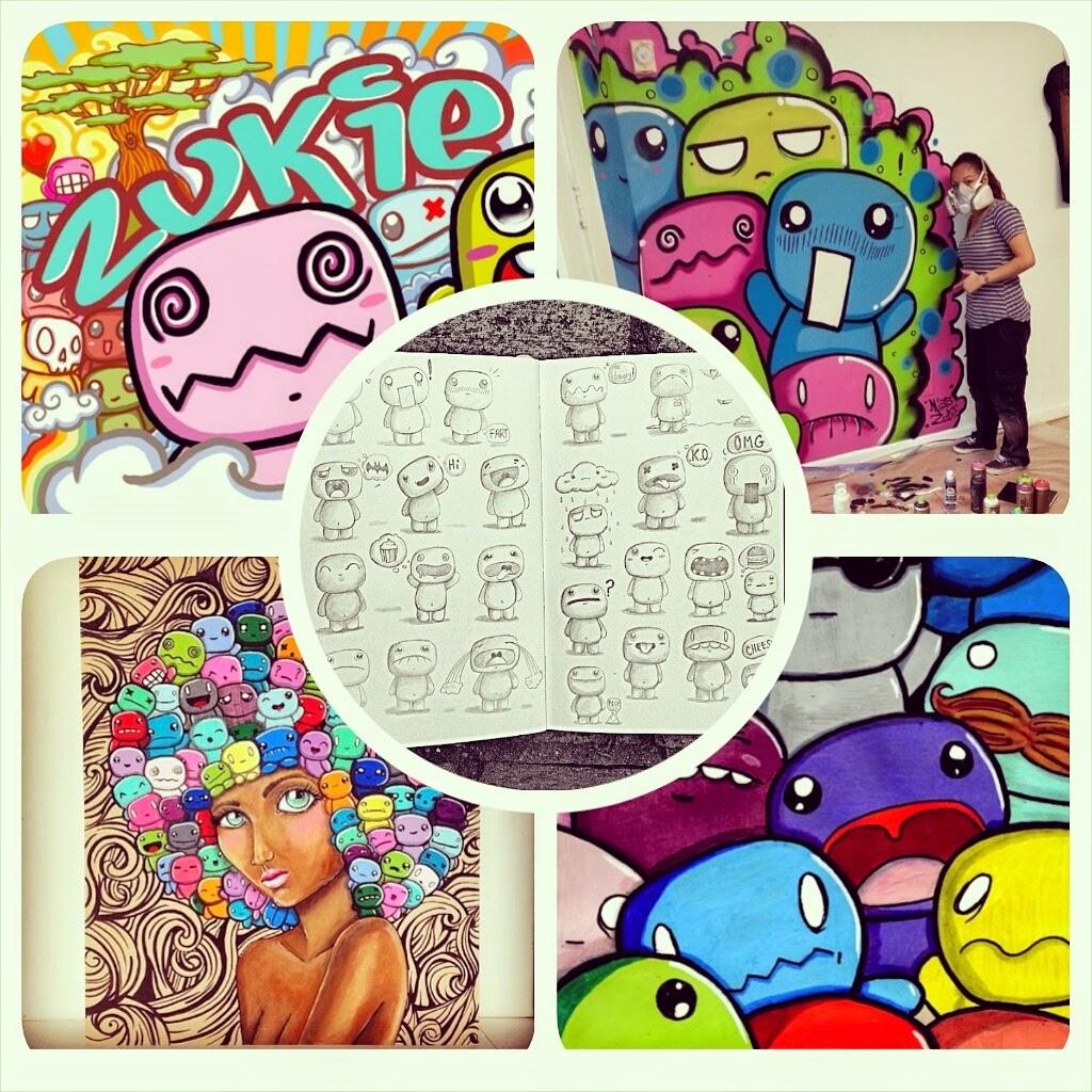 zukie-art-collage-nail-art-inspiration