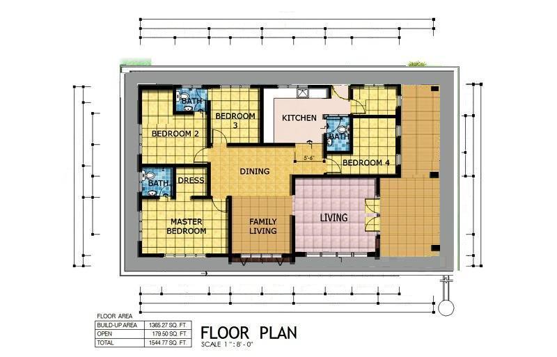 Pelan+Rumah+Banglo Housing and Development: membina rumah banglo di ...