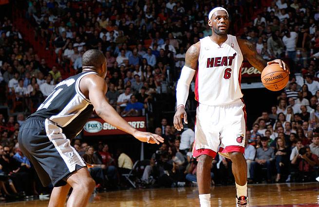 2013 NBA Finals Preview: Miami Heat vs. San Antonio Spurs