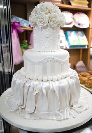 Wedding cakes special