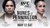 UFC 224 Blog