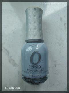 Błękitna szaruga, czyli Orly – Boho Bonnet, nr 40787