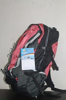 K2 DEUTER - Travel Bag