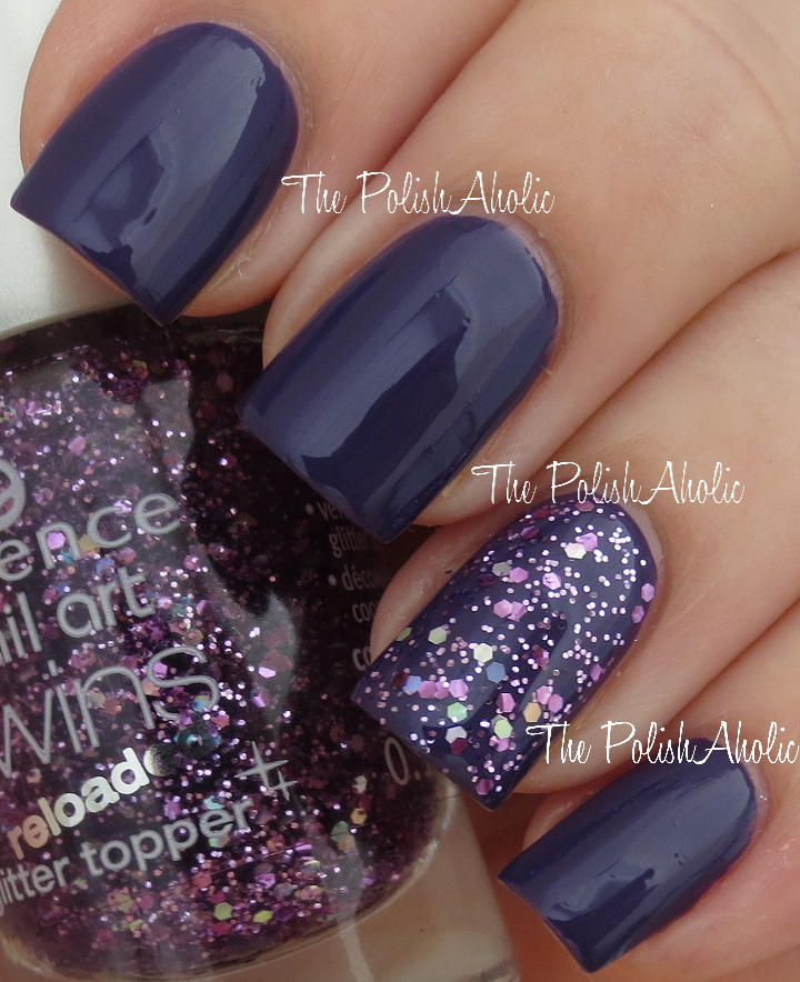 The polishaholic essence nail art twins reloaded romeo juliet lighting shade prinsesfo Images