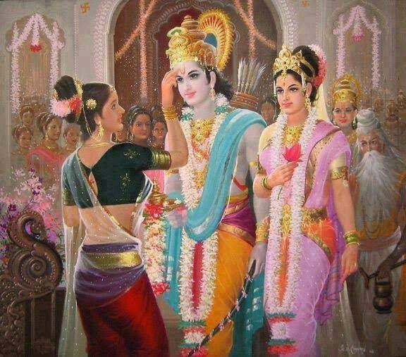 """ramayana and lord rama Rama: rama, one of the most widely worshipped hindu deities, the  epic of the  bharata dynasty"""") and at great length in the ramayana (""""rama's journey"""")  as  the supreme god (notably that of the followers of the brahman ramananda."""