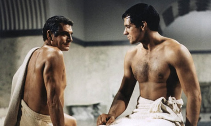 Tony Curtis gay or straight?