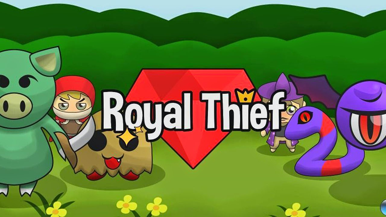 Royal Thief Gameplay Android