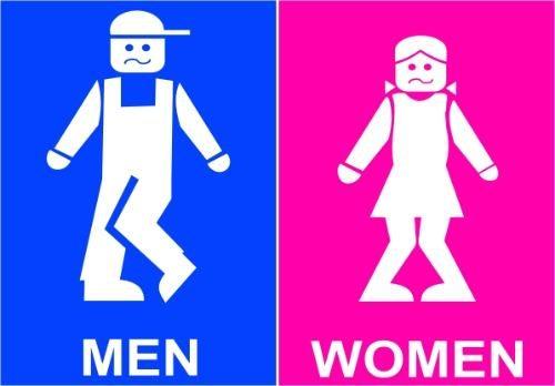 Imagen Para Baño De Damas:el gran secreto de todas las mujeres respecto a los baños es que de