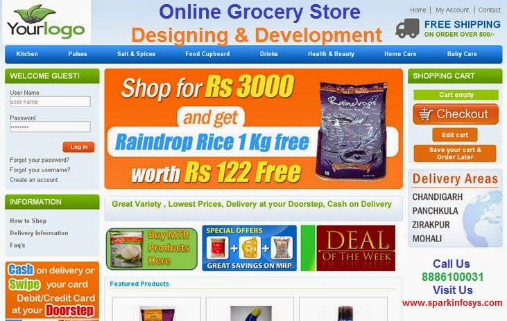 online grocery store, online business, business website, top web design companies, ecommerce website builder, ecommerce shopping cart