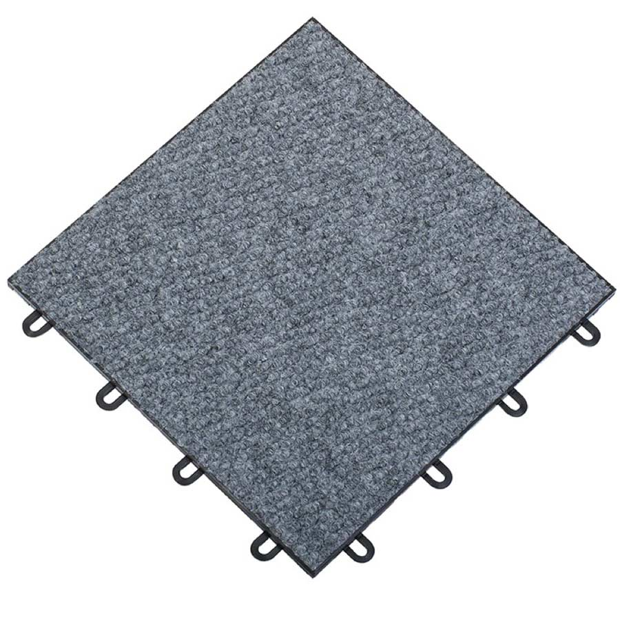 Rubber floor mats for basement - Carpeted Family Room