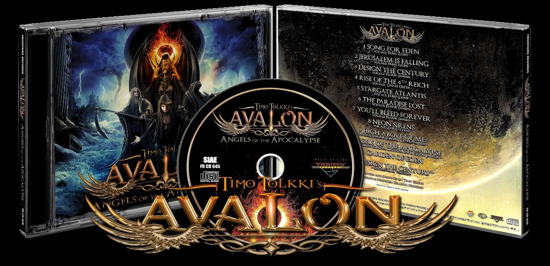 Timo Tolkki's Avalon / Symphonic Power Metal