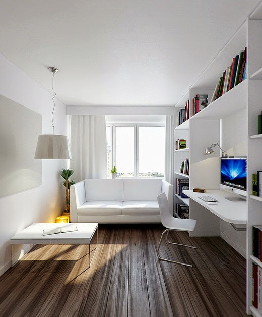 Apartments on 160 square meters for 10 square meters room