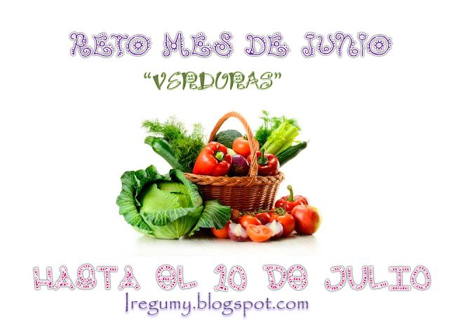 Reto verduras