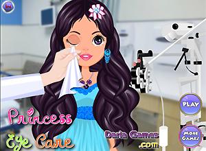 El ojo malo de la princesa