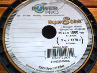 rickyvadepesca: POWER PRO SUPER 8 SLICK: El timo de la ... - photo#29