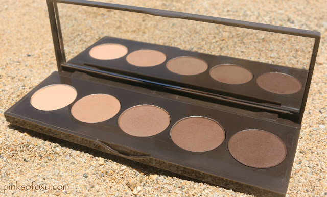Becca Cosmetics Ombre Nudes Palette