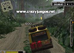 Juega Offroad 4x4 - www.crazyjuegos.net