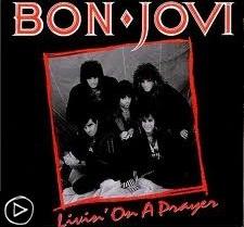 Скачать песню Bon Jovi - Living On A Prayer бесплатно в