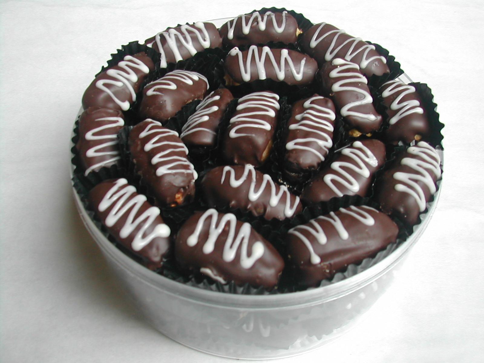 kue kurma coklat