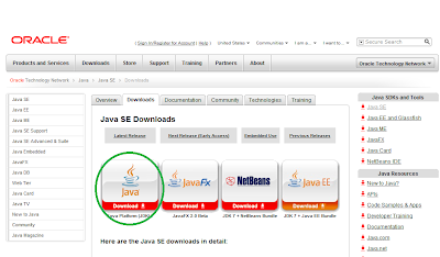 Oracle Java Development kit JDK 7