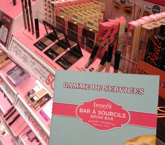 Benefit Brow Bar Sephora Gimme Brow Review