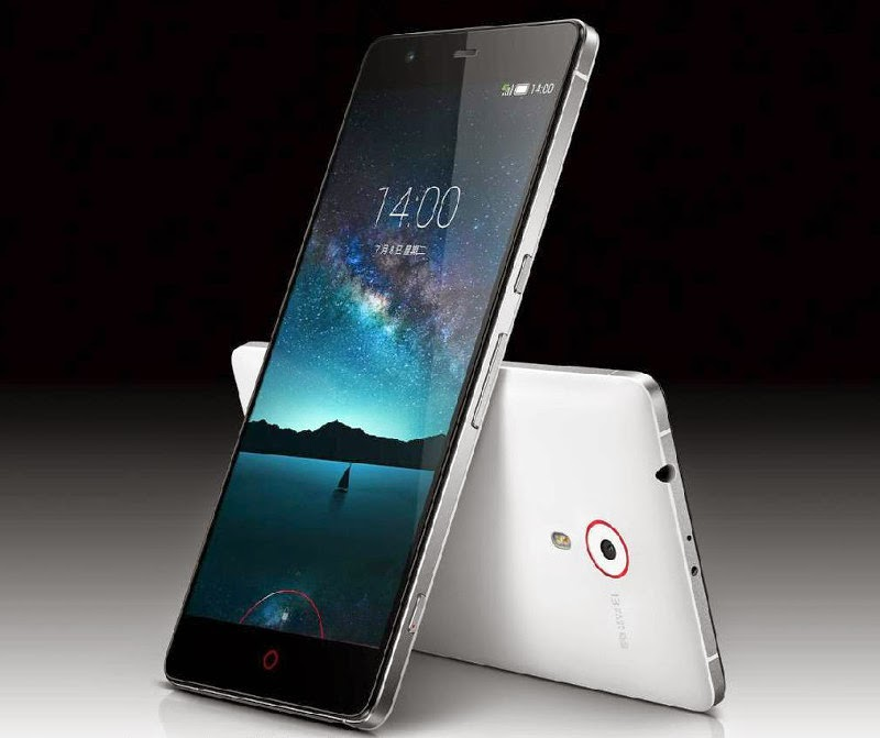 Hands-on: ZTE Nubia Z7 High-Spec Phone,Hands-on: ZTE Nubia Z7 – 'ninja-like' Camera, Highest-Specs sPhone.