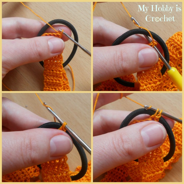 My Hobby Is Crochet: Thread Headband - Free Crochet Pattern with ...